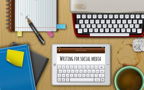 Web writing: i migliori tools per scrivere sui social | Web Content Enjoyneering | Scoop.it