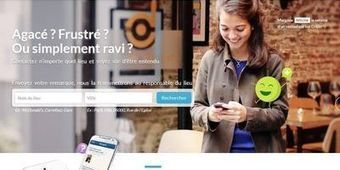 Cinq start-up qui innovent dans le commerce connecté | Commerce physique, web & ecommerce | Scoop.it