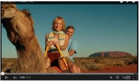 Northern Territory's new domestic advertising campaign - The International News Magazine | Australian Tourism Export Council | Scoop.it