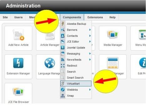 Modify Virtuemart safepath   ecommerce Virtuemart 2   Scoop.it