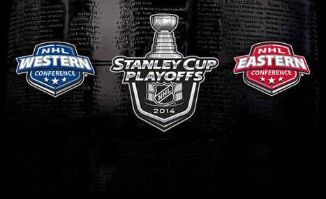 2014 Stanley Cup Playoffs Round 1 schedule | NHL | Scoop.it