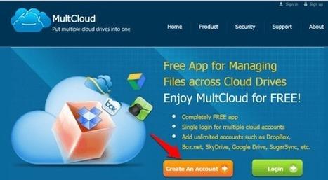 Gestionar Dropbox, Google Drive, SkyDrive y más en un solo lugar | herramientas de productividad en linea | Scoop.it