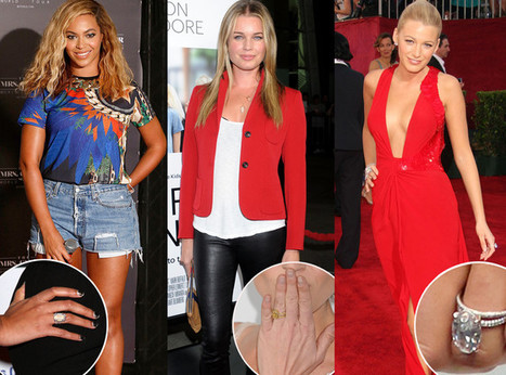 Beyoncé, Blake Lively and More Stars with Lorraine Schwartz Engagement Rings! | Daily News About Sexy Balla | Scoop.it