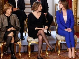 Italy's new prime minister appoints eight women to 16-person cabinet, press responds by complaining about the way they dress | Women's representation in the media | Scoop.it