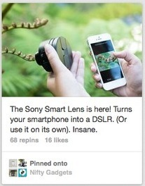 5 of our favorite tech Pinterest pins this week | Technology integration | Scoop.it
