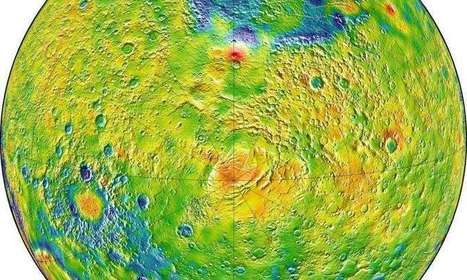 New gravity map gives best view yet inside Mars | Era del conocimiento | Scoop.it