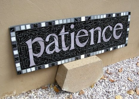 Patience Is The Key In Every Relationship | SafetyKart | Scoop.it