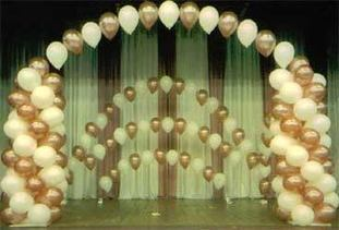 Balloon Arches and Cloud 9's | Balloon Decoration Services | Scoop.it