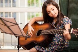 Guitar Lessons & Music Composition for Youngster In Beverly Hills | Guitar Lessons | Scoop.it