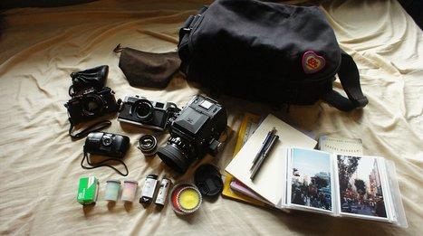 In your bag No: 1312 - Gio Kenzo Sarmiento - Japan Camera Hunter | L'actualité de l'argentique | Scoop.it