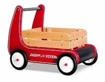 Radio Flyer 12S Classic Walker Wagon | Ride-On Toys | Best Ride On Toys For Toddlers 2014 | Scoop.it