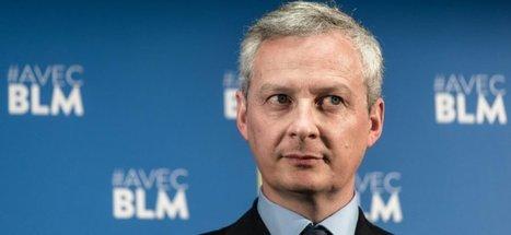Fonctionnaires, collectivités : les idées choc de Bruno Le Maire | Adelyce vous suggère... | Scoop.it