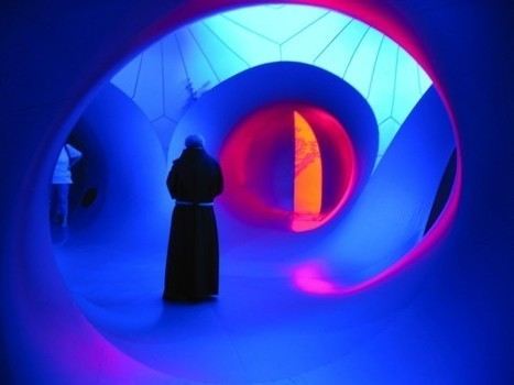 Architects of Air Build Inflatable Cathedrals of Psychadelic Space | MANAGILE Consulting - Enneagram coach & trainings - certified by Helen Palmer school | Scoop.it