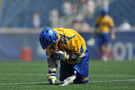 Sports Psychology: Handling a Loss   InsideLacrosse.com   Rugby   Scoop.it