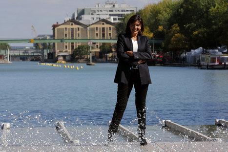 Anne Hidalgo en position de force - Paris Match | Le 18e avec Eric Lejoindre | Scoop.it