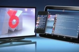 M6 propose de la télé enrichie autour d'un match de foot de l'équipe de France | TV | Scoop.it