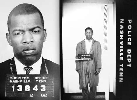 Newly Discovered, These 1960s Nashville Police Mugshots Of John Lewis Take On New Meaning Today | 1962 - the year | Scoop.it