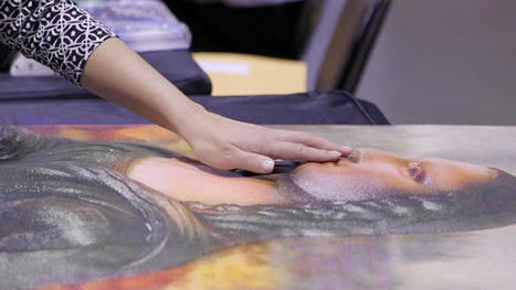 3-D Technologies Help The Blind Experience Art More Fully | Accessible Tourism | Scoop.it