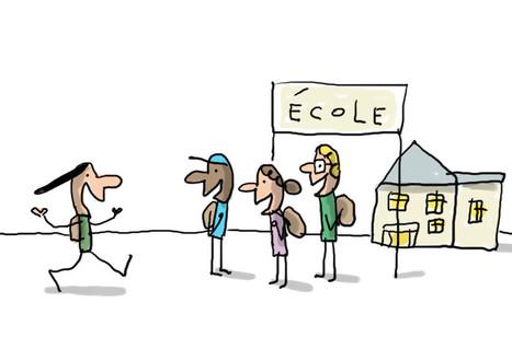 À quoi ça sert l'école ? - 1jour1actu.com - L'actualité à hauteur d'enfants ! | POURQUOI PAS... EN FRANÇAIS ? | Scoop.it