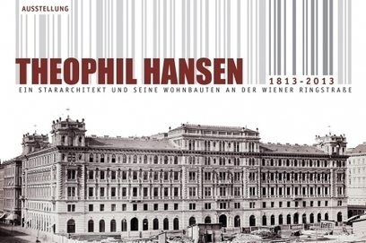 Museum Postsparkasse | Theophil Hansen 1813-2013 : a Star Architect and His Residential Buildings on the Vienna Ringstrasse | design exhibitions | Scoop.it