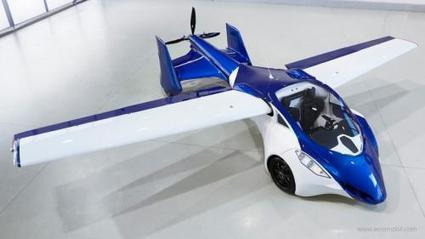 AeroMobil 3.0 transforms from car to flying car | Formula 1 | Scoop.it