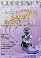 Programming Python, Android, HTML5 Applications 05/12 | Codersky Magazine | Software Developer's Journal | Complex Insight  - Understanding our world | Scoop.it
