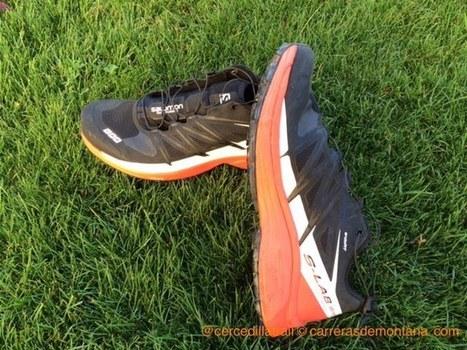 Zapatillas Salomon Slab Wings8 SG (290gr/Drop9): Análisis técnico Mayayo y Alejandro @cercedillatrail | trailrunning | Scoop.it