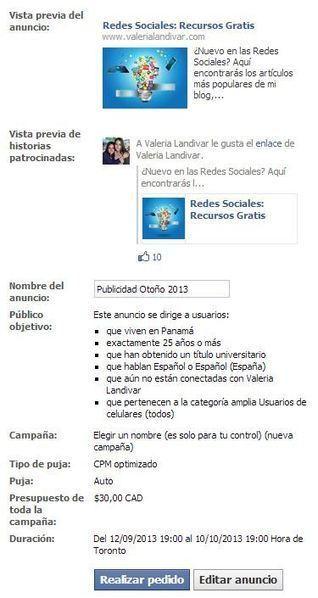 Redes Sociales: ¿Cómo hacer una publicidad en Facebook? Aquí tienes los detalles paso a paso | Redes Sociales | Scoop.it