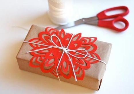 Cinco maneras de envolver regalos de una forma original | Early education | Scoop.it