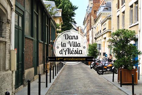 [Visite] La Villad'Alésia - Et si on se promenait... à Paris ! | Paris pendant les vacances scolaires. | Scoop.it