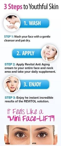 Revitol Phytoceramides Review: Natural Facelift! | Intresting Blogs page | Scoop.it