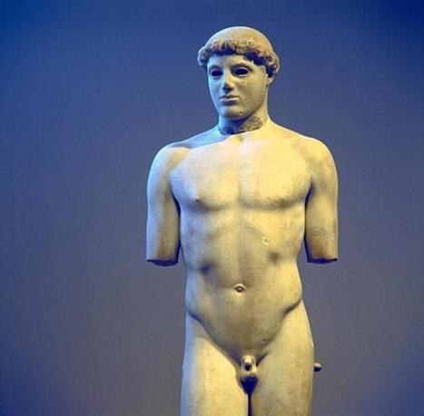 ¿Por qué las estatuas griegas tienen el pene tan pequeño? | Referentes clásicos | Scoop.it