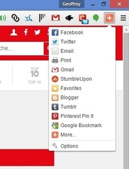 Les meilleures extensions gratuites pour Google Chrome - 01net | netnavig | Scoop.it