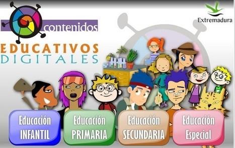 Contenidos educativos digitales gratuitos para el aula | ByL InEdu | Scoop.it