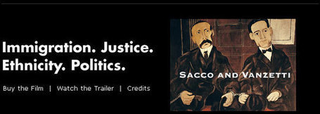Website #2 from today | Sacco and Vanzetti Trial | Scoop.it