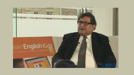 Great Education Insights by Prof. Sugata Mitra - EdTechReview™ (ETR) | EdTechReview | Scoop.it