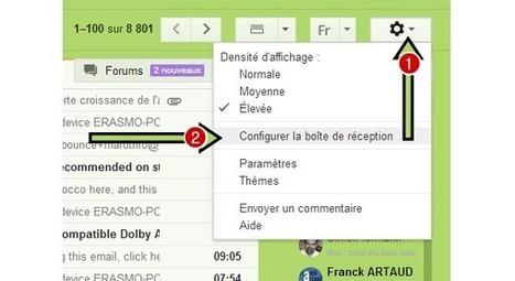 Comment faire de la veille avec gmail | INFORMATIQUE 2015 | Scoop.it