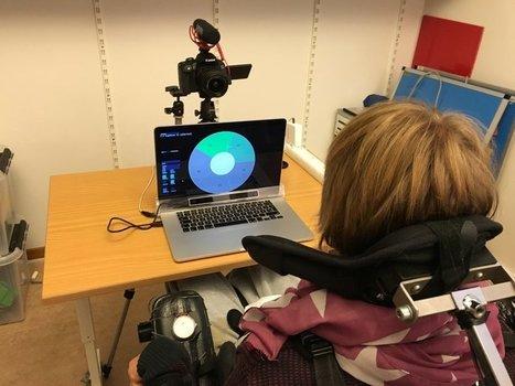 Eye Conductor met la composition de musique à la portée des handicapés moteurs | Freewares | Scoop.it