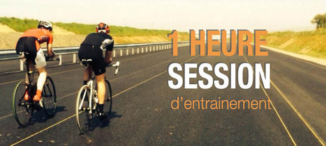 [SESSION D'1H] Augmenter sa vitesse à vélo | Entrainement Triathlon | Scoop.it