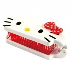 Stylish Hello Kitty Makeup Set Comb and Mirror Foldable Set-in Makeup Mirrors from Beauty & Health on Aliexpress.com | Hello Kitty | Scoop.it