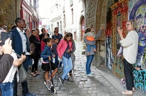 Visitez Rennes à travers le street art | Interviews graffiti et Hip-Hop | Scoop.it