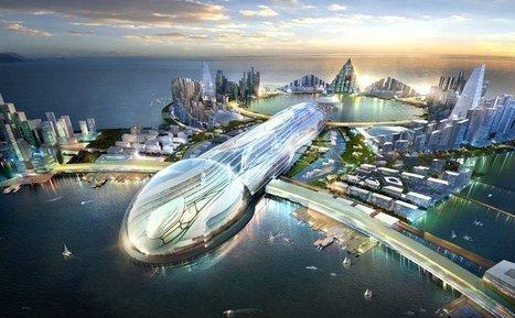 Corea del Sur desarrolla un mega-complejo turístico en medio del mar | idioma | Scoop.it