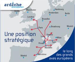 Vers un réseau de télécentres en Ardèche | Entreprendre en Ardèche | Revue des Espaces Co... ici et ailleurs | Scoop.it