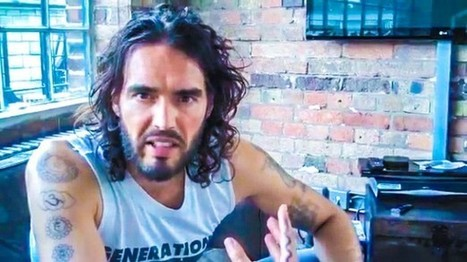 Russell Brand: Fox News is 'fanatical, terrorist, propagandist' and 'more dangerous than ISIS' | Daily Crew | Scoop.it