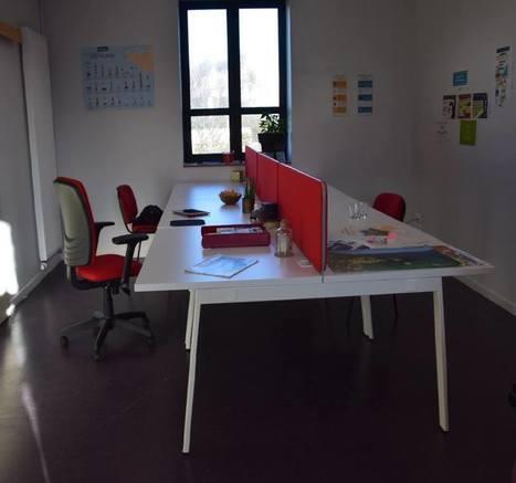 À L'Embarcadère, ils partagent bureaux et idées ! | Incubateurs d'entreprises innovantes | Scoop.it