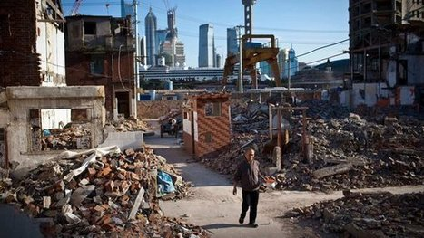 China's Mountains of Construction Rubble | Sustain Our Earth | Scoop.it