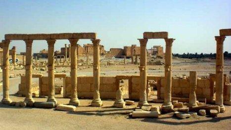 La destrucción del patrimonio de la humanidad en Palmira es un crimen de guerra. | LVDVS CHIRONIS 3.0 | Scoop.it