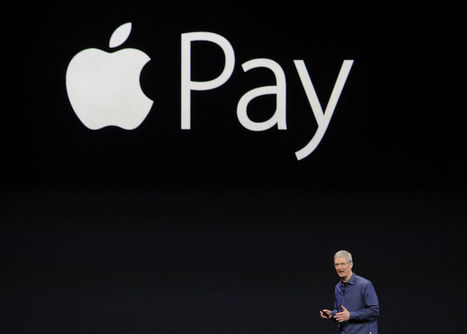 Obama's Visit to Silicon Valley Is a Big Win for Apple Pay | Information Cyber Corps | Scoop.it