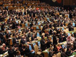 Palestine vote: UN recognizes state of Palestine | enjoy yourself | Scoop.it