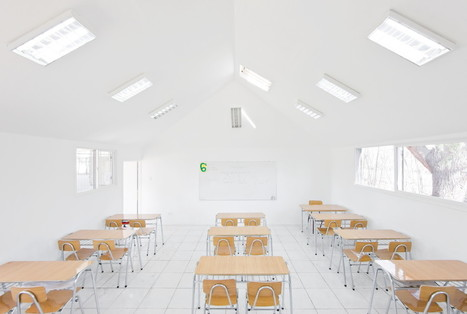 NeuroArquitectura y Educación: Aprendiendo con mucha luz | Educació i TICs | Scoop.it